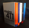 Collectors Hardback Signed Movie Platinum Edition of Missing 411