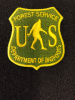 Department of Bigfoot Patch