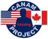 CanAm Missing Project Sticker
