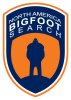 Bigfoot Logo Sticker